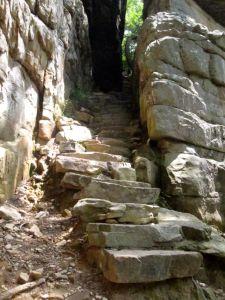 The Stone Door, outside Beersheba Springs, TN