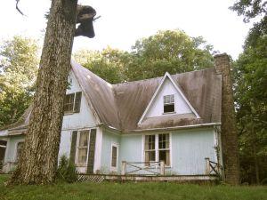 A house designed by John Armfield, Beersheba Springs, TN