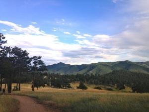 Betasso Preserve outside Boulder, CO