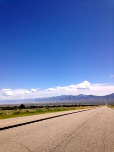 Route 93 between Twin Falls, ID and Ely, NV
